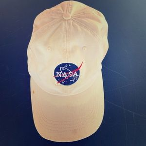 NASA dad hat in good shape